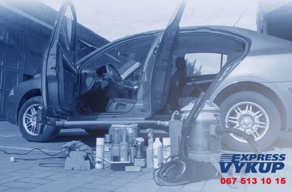 Подготовка авто к продаже, предпродажная подготовка машины