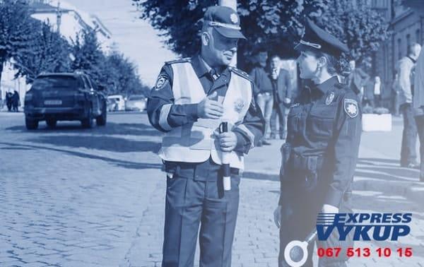 Советы при общении с полицией