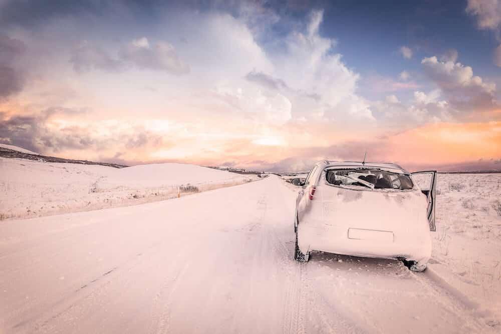 Правила зимового водіння
