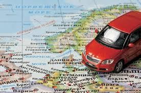 Поездка за границу на своем авто