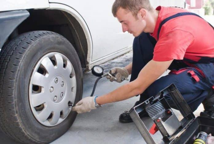 Низкое давление в шинах: в чем опасность? - Фото №12