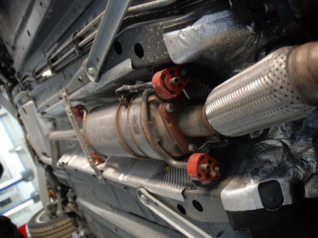 Для чего нужен фильтр твердых частиц в автомобиле? - Фото №12