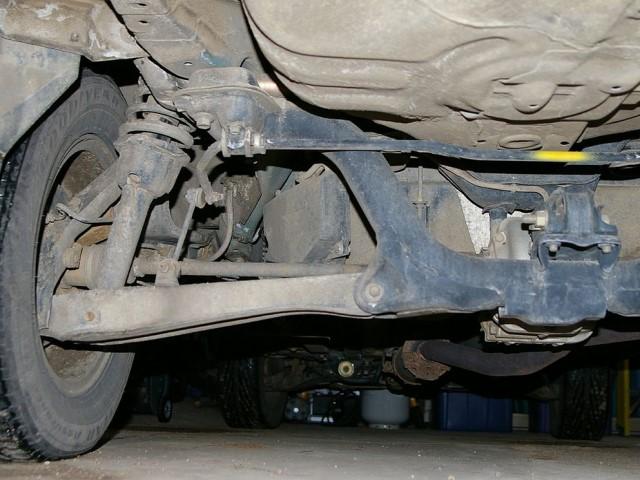 Каков риск вождения с изношенной подвеской? - Фото №11